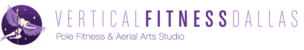 Vertical Fitness Dallas Retina Logo