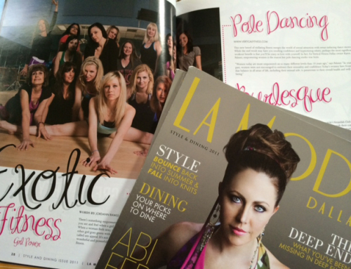Featured in La Mode Dallas Magazine